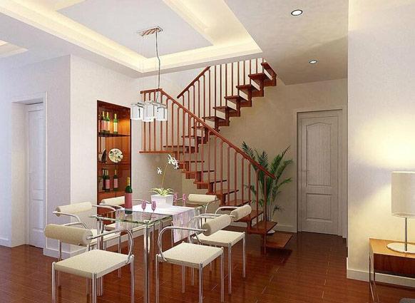 阁楼楼梯尺寸 家用楼梯宽度