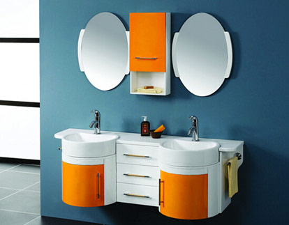 浴室柜品牌有哪些  浴室柜哪个品牌好