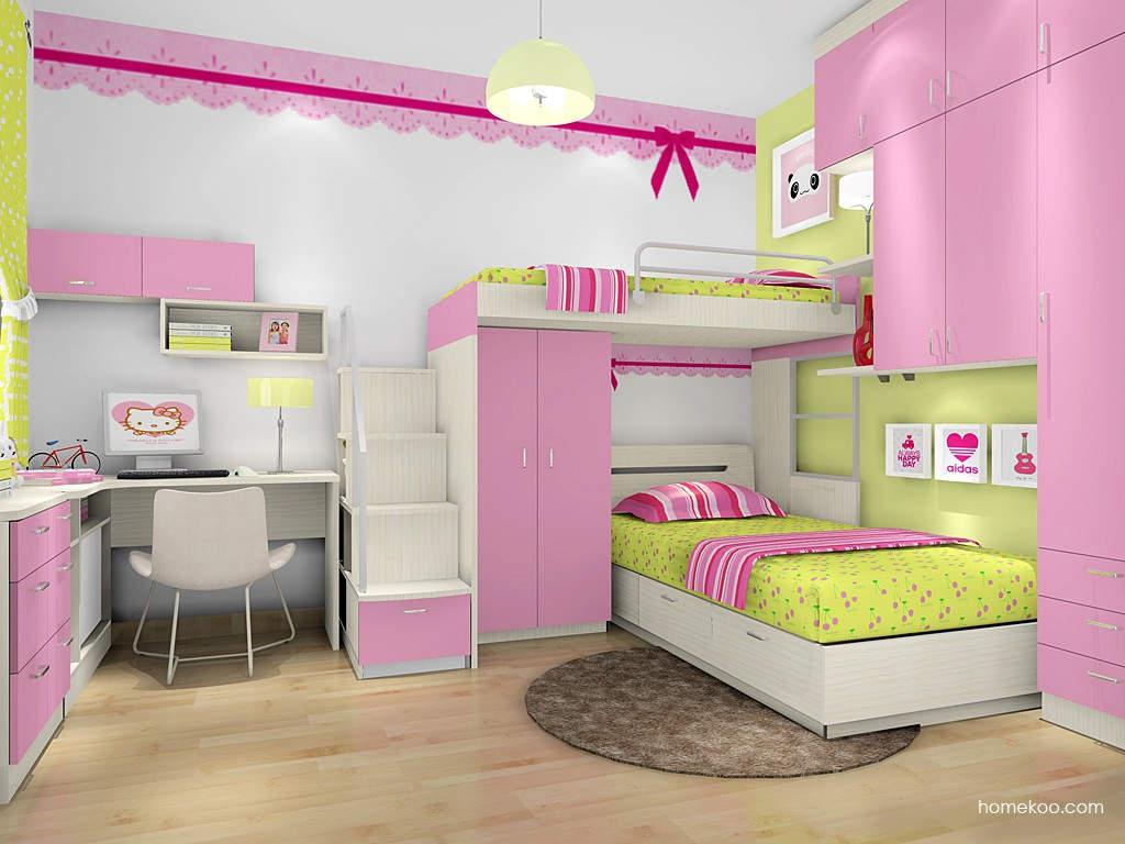 女孩的梦青少年房