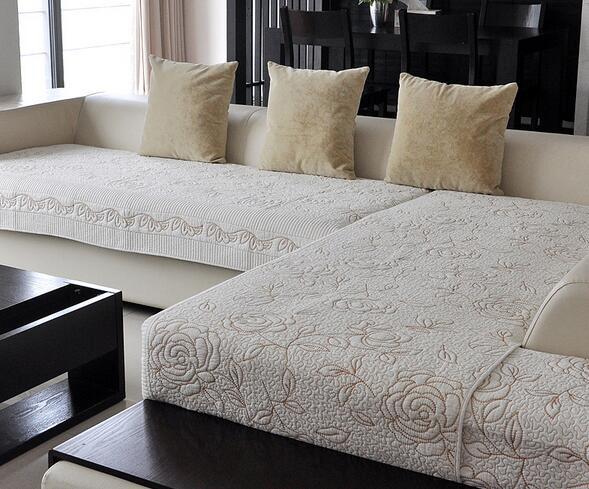 时尚布艺沙发垫怎么样 沙发垫什么材质好