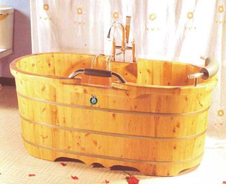 木桶浴缸好不好 木桶浴缸优缺点
