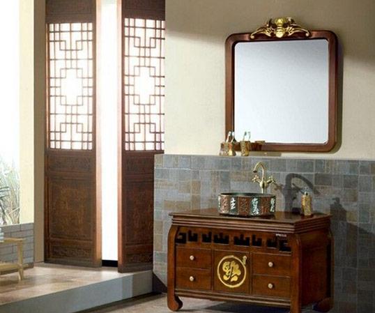仿古浴室柜品牌排名大全 仿古浴室柜十大品牌