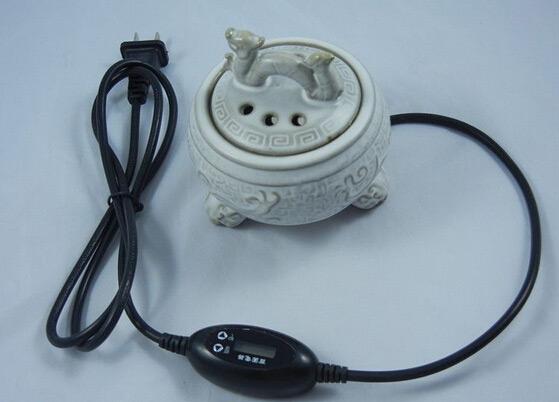 电子熏香炉怎么用 什么是电子熏香炉