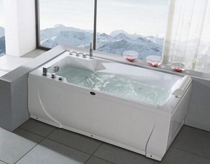 双人按摩浴缸尺寸常规是多少