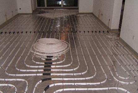 地暖地板厚度 地热地板选购