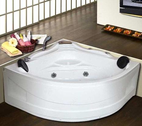 扇形浴缸装修效果图哪个品牌好