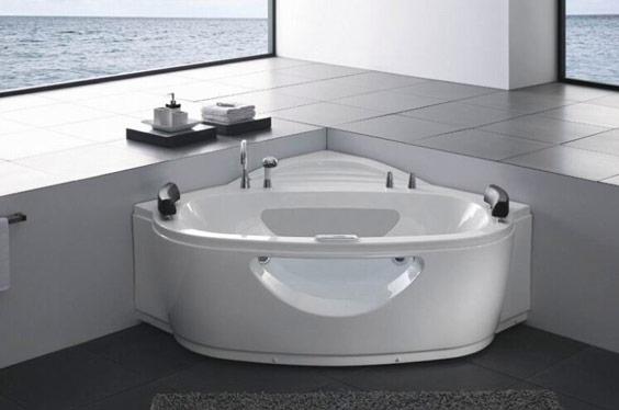 小型扇形浴缸怎么样 小型扇形浴缸好用不