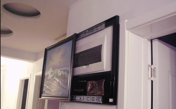 电表箱装饰画是什么东西 电表箱装饰画怎么样