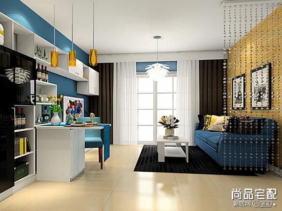 室内吧台尺寸怎样设计