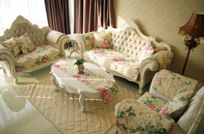 欧式沙发垫图片效果图2016 欧式沙发图片
