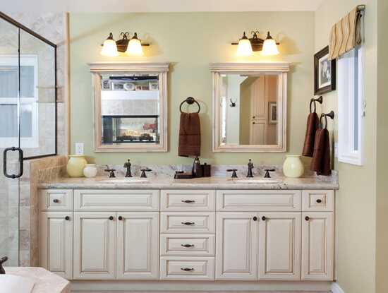 pvc欧式浴室柜如何保养