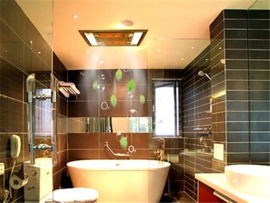 浴霸哪种类型实用 浴霸的优缺点