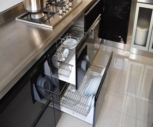不锈钢整体橱柜的优点 不锈钢整体橱柜好不好