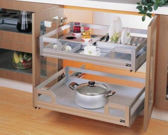 厨柜拉篮如何选择