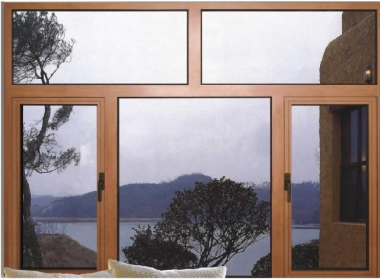 铝合金门窗的安装与加工介绍