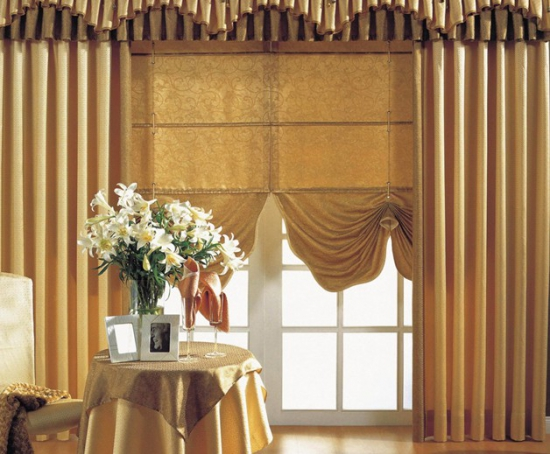 如何选购一般式窗帘