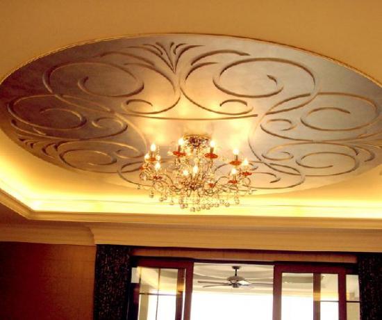 天花板装修的三大环节