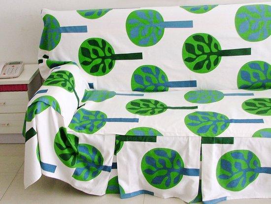 沙发罩材质有哪些
