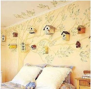 温馨儿童房装修效果图欣赏
