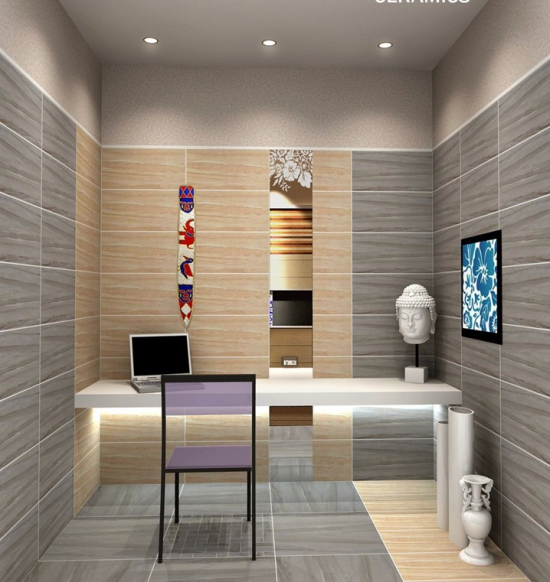 家庭电脑房的设计
