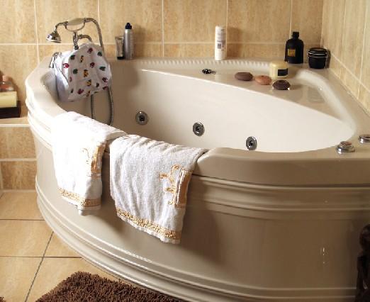浴缸安装的三个注意事项