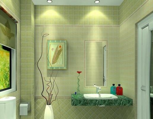 洗手间装修设计技巧