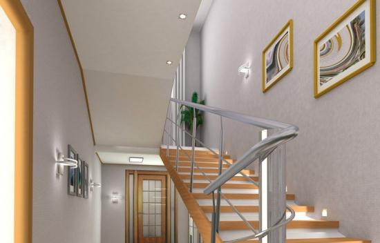 楼梯装修设计安装
