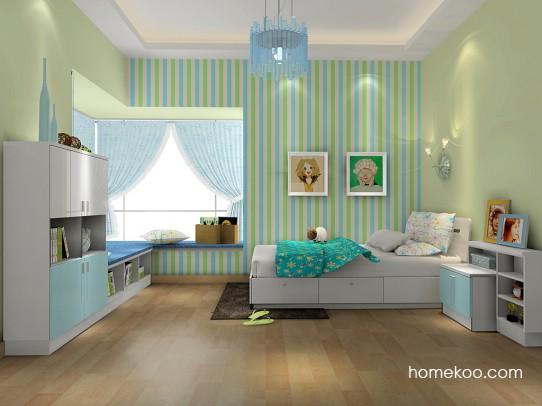 儿童房装修怎么选择壁纸?