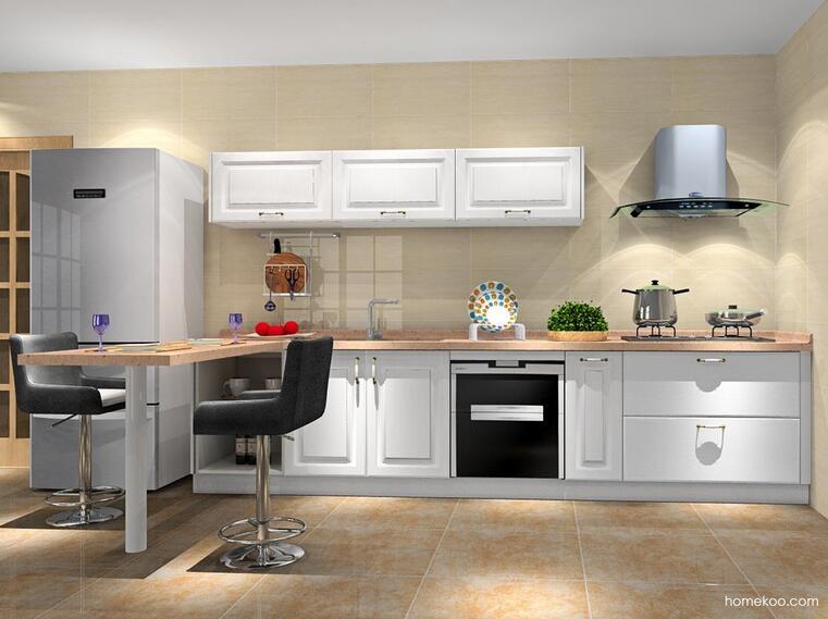 厨柜装修效果图设计