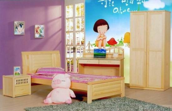 儿童实木衣柜的选购技巧