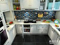 小厨房设计效果图
