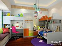 小户型儿童房效果图大全