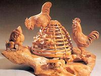 手工木制工艺品有哪些?