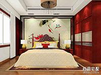 卧室墙纸什么颜色好