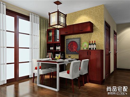 中式餐边柜好不好?