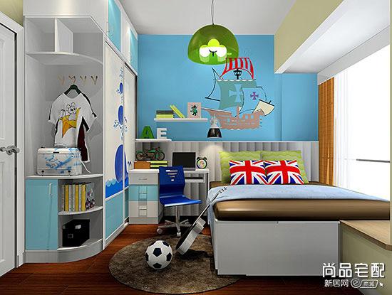 儿童房手绘墙素材大全