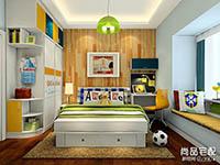 儿童卧室衣柜哪家好?