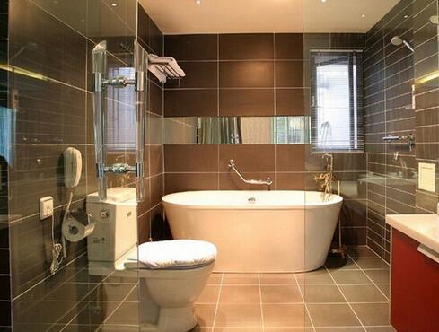 卫生间瓷砖颜色如何搭配设计