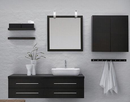 美式浴室柜图片欣赏