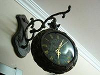 客厅挂钟多大