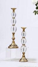 水晶烛台报价