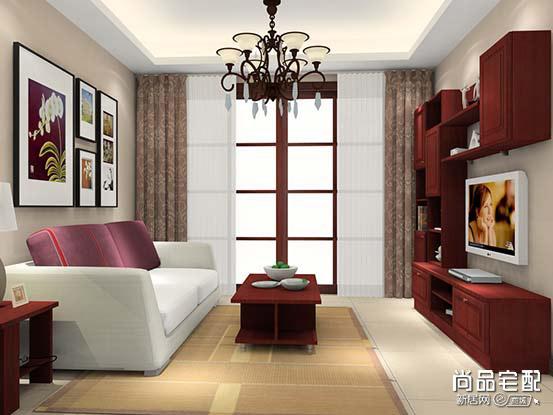 中式窗帘怎样选择
