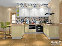 开放式厨房吧台高度应该设置多少