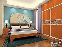 卧室推拉门衣柜好吗?