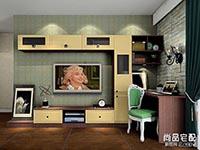 客厅电视背景墙效果图大全2017图片