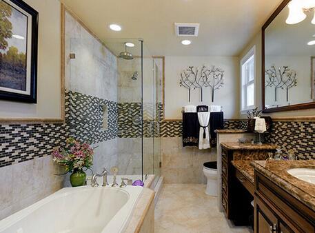 实木浴室柜图片 实木浴室柜效果图