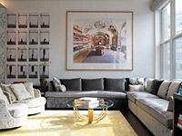 家庭照片墙设计的重要性