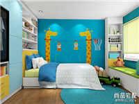 儿童房间装饰墙贴需要讲究什么