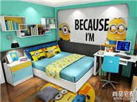 儿童床单贴图哪种有益于儿童智力发展