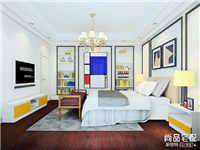 卧室照片墙设计哪种比较招人喜欢